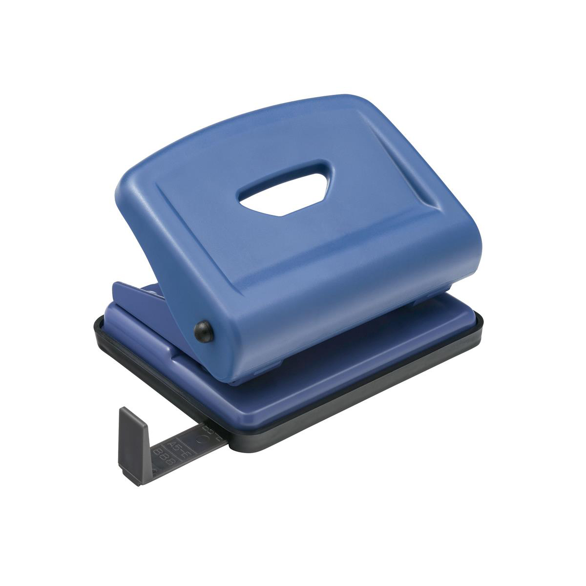 Hole Punches 5 Star Office Punch ABS/Metal 2-Hole Capacity 22x 80gsm Blue