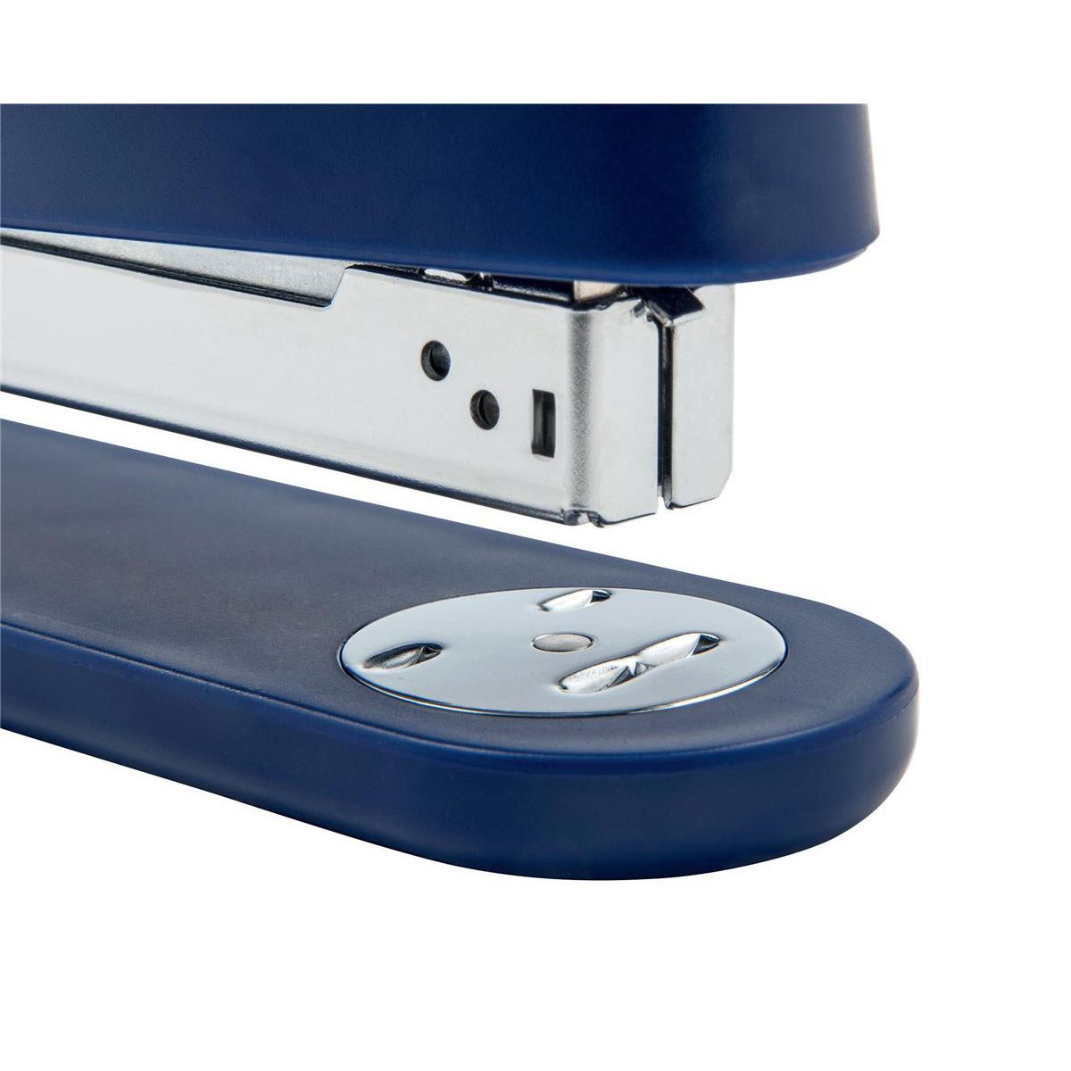 5 Star Office Stapler Full Strip Rubber Body Capacity 25 Sheets Blue