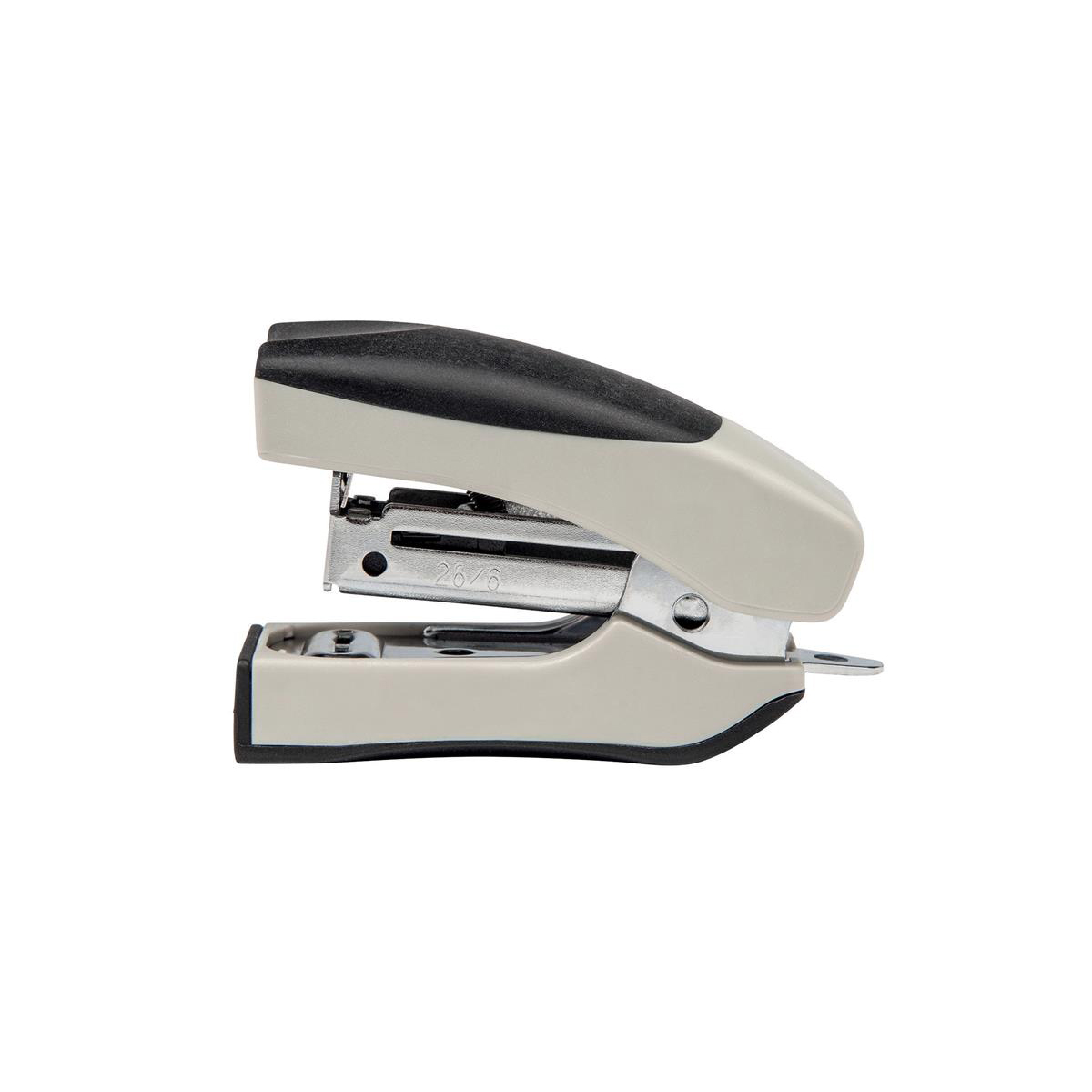 Long Arm Staplers 5 Star Office Stand-up Stapler Capacity 20 Sheets 50 Staples Silver/Black