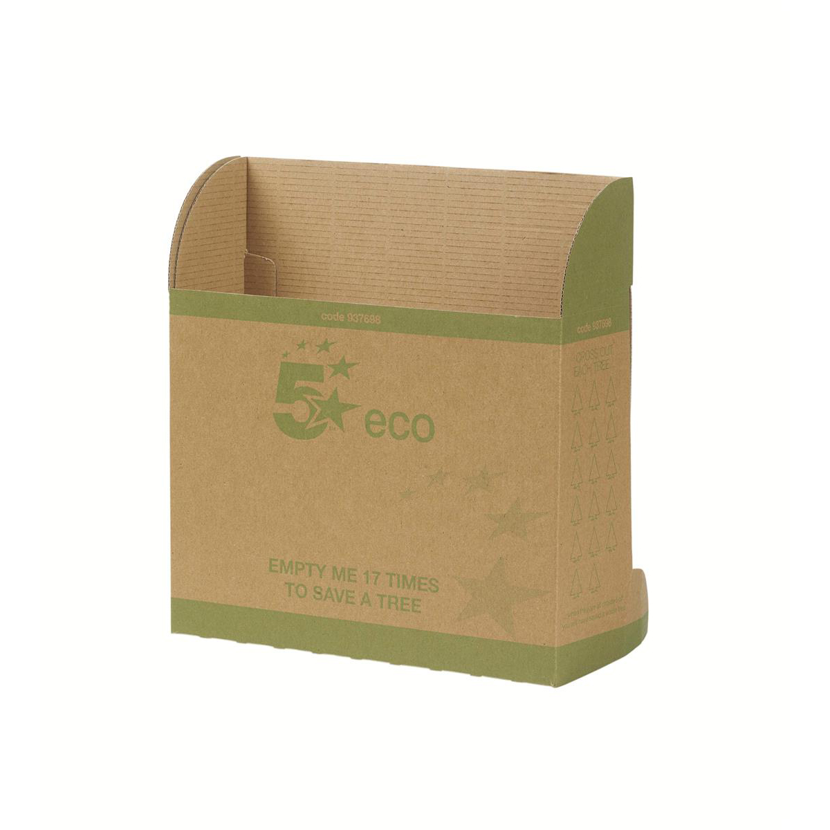 5 Star Eco Desktop Collection Tray [Pack 5]