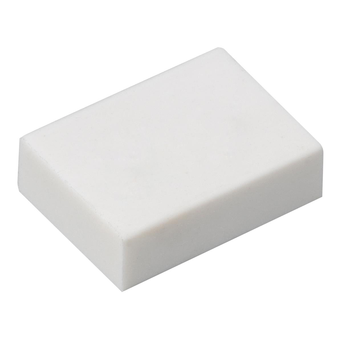 Erasers 5 Star Office White Eraser 33x23x10mm Pack 45