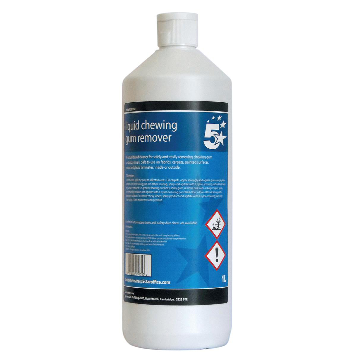 5 Star Facilities Liquid Chewing Gum Remover 1 Litre