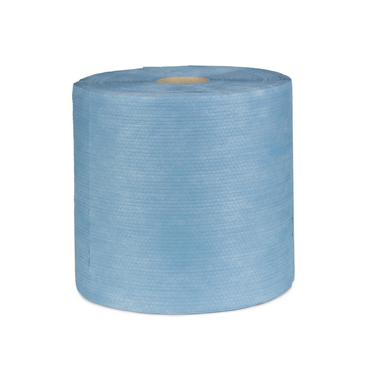 5 Star Facilities Cloths Super Absorbent H/Duty Low Lint Solvent-resistant 110gsm 30x36cm Blue Roll 500