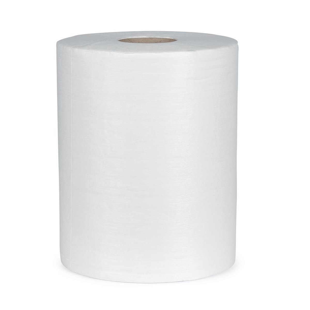 5 Star Facilities Cloths Low Lint Roll Multipurpose Solvent-resistant 30x36cm White [Roll 400]