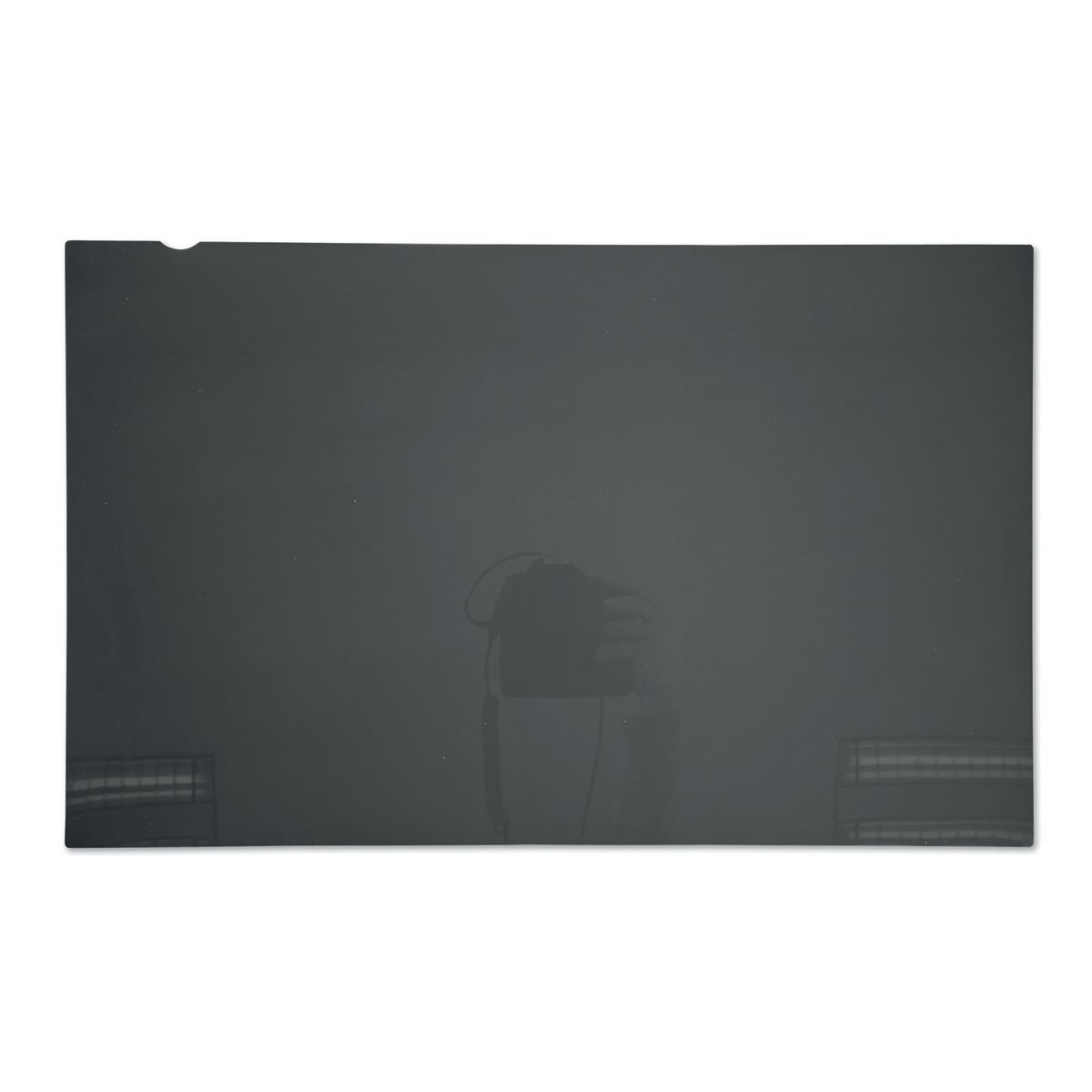 Laptop 5 Star Office 24inch Widescreen Privacy Filter for TFT monitors and Laptops Transparent/Black 16:10