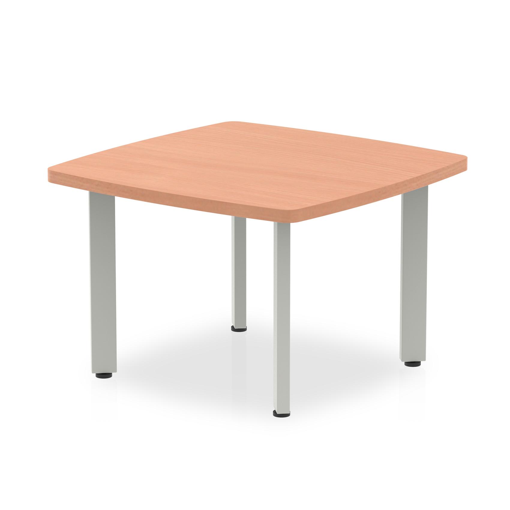 Trexus Coffee Table 600x600x450mm Beech Ref I000081