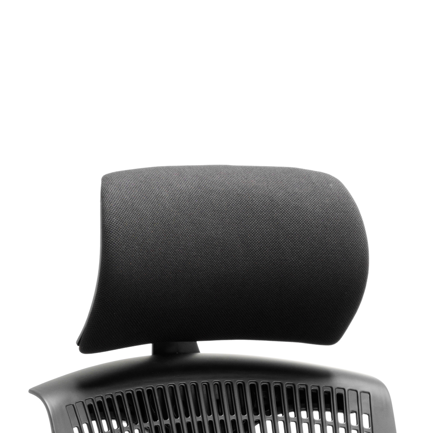 Trexus Flex Headrest Black Shell Fabric Black Ref OP000053
