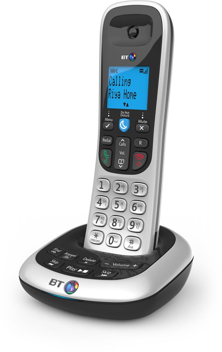 Image for BT 2700 Dect Telephone Nuisance-call Blocking Single Ref 57406