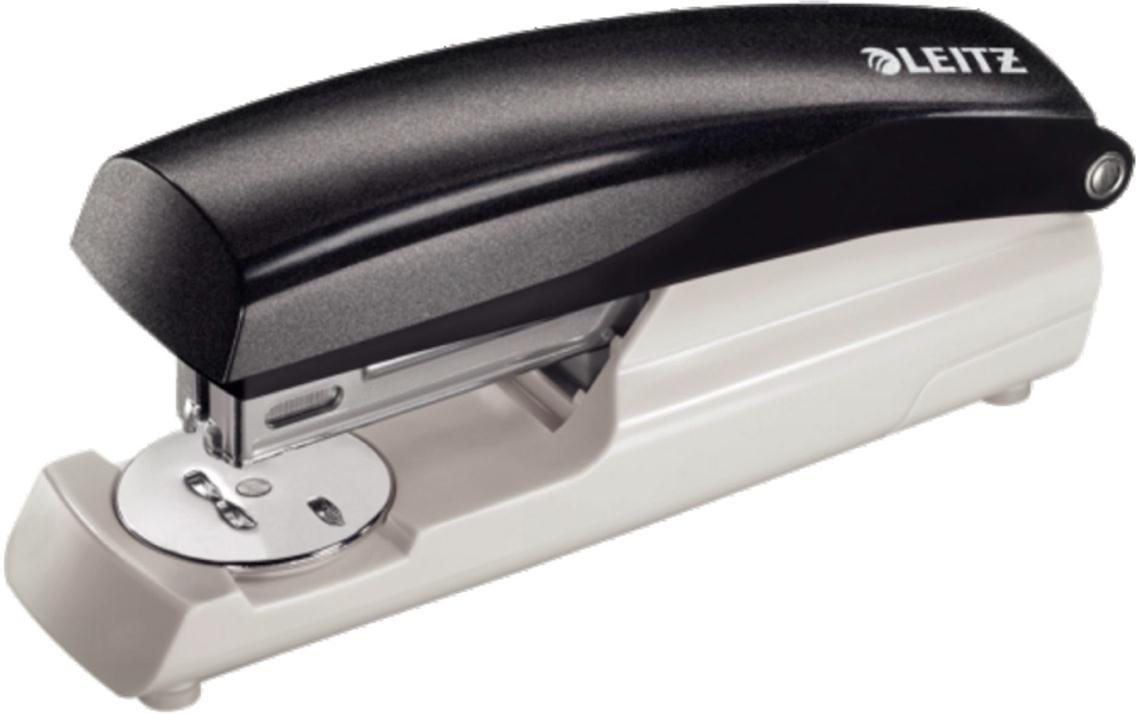 Leitz NeXXt Stapler 3mm 30 Sheet Black Ref 55000095L