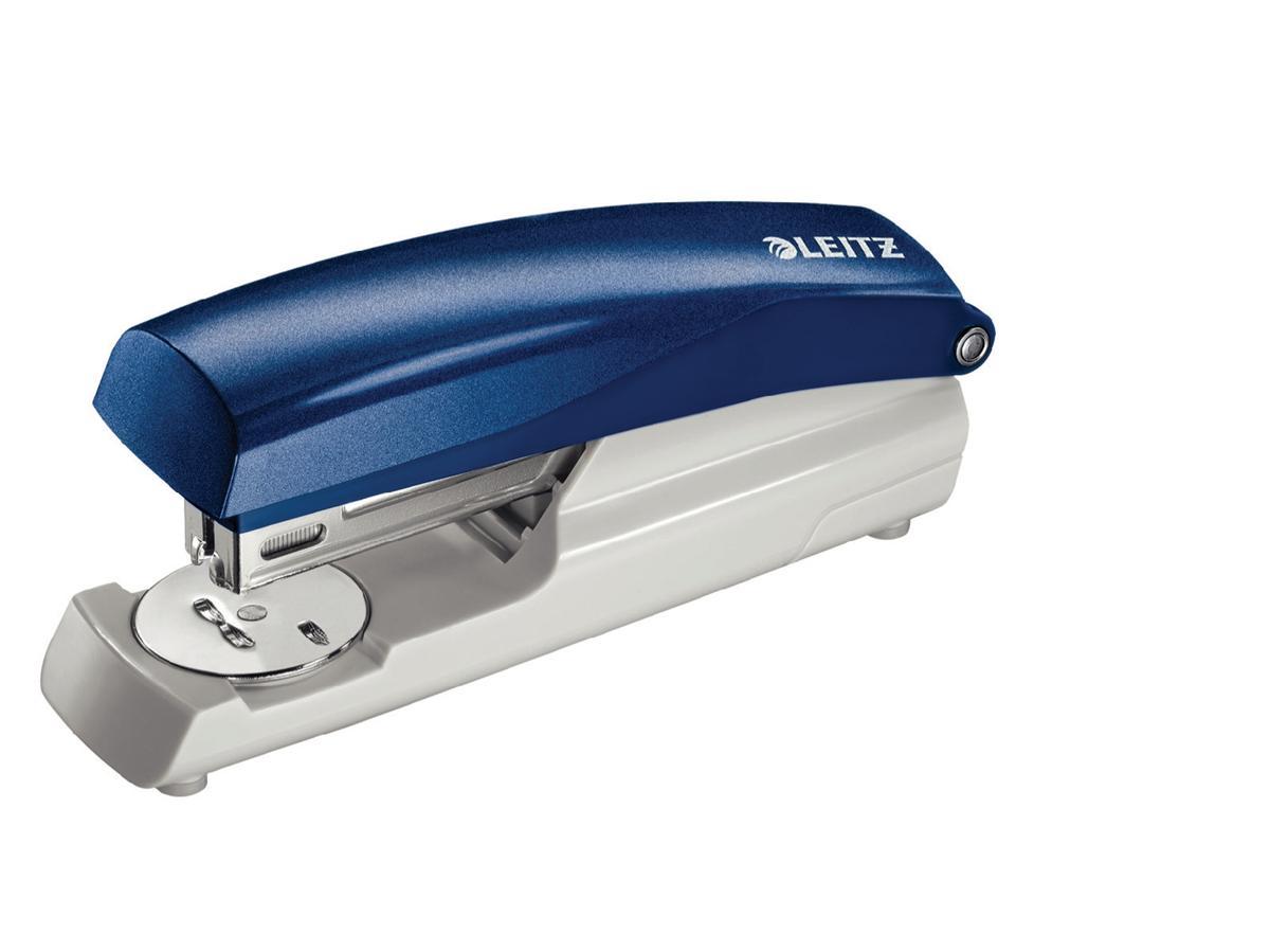Leitz NeXXt Stapler 3mm 30 Sheet Blue Ref 55000035L