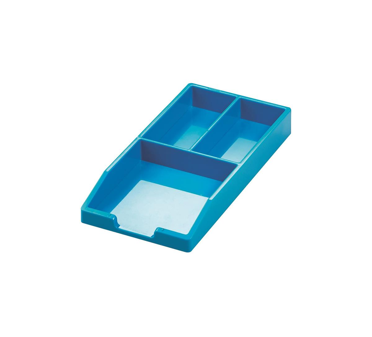 Image for Avery ColorStak Bits & Bobs Tray Blue Ref CS302