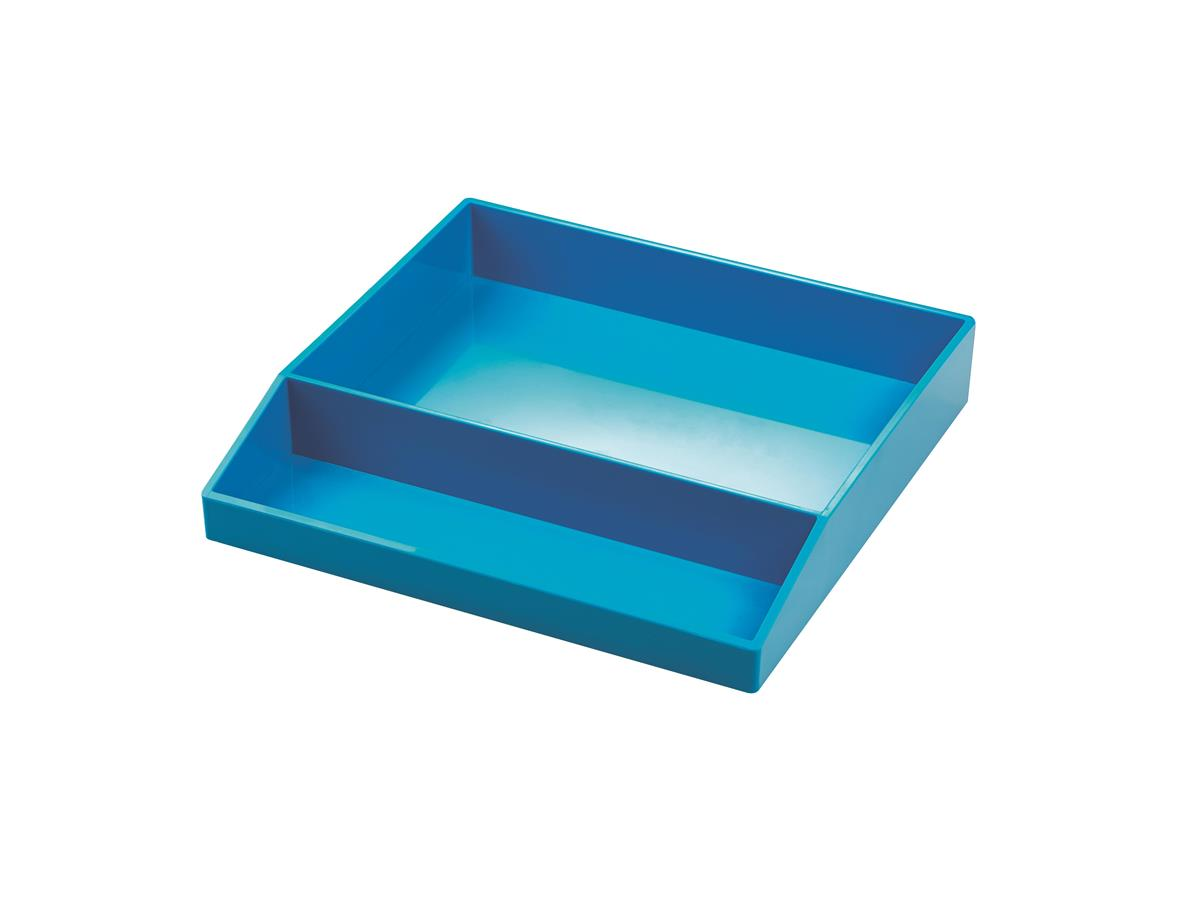 Image for Avery ColorStak Accessories Tray Blue Ref CS202