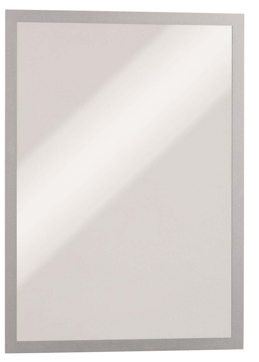 Durable Magnetic Frame A3 Silver Ref 486823