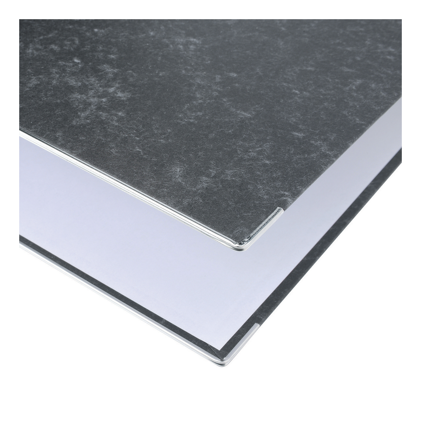 5 Star Office Lever Arch File 70mm A4 Cloudy Grey Pack 10
