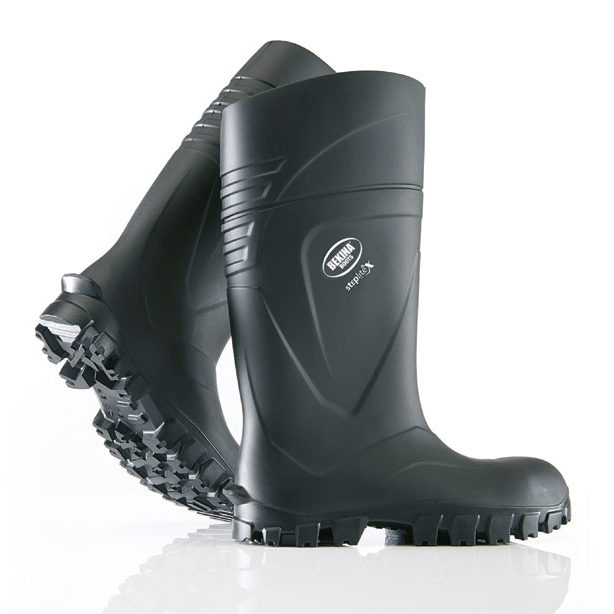 Bekina Steplite X Safety Wellington Boots Size 6 Black Ref BNX2900-808006 Up to 3 Day Leadtime