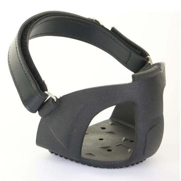 B-Brand Letz-U-Grip Heel Grip TPE 2X Black Ref BBICHGXXL Up to 3 Day Leadtime