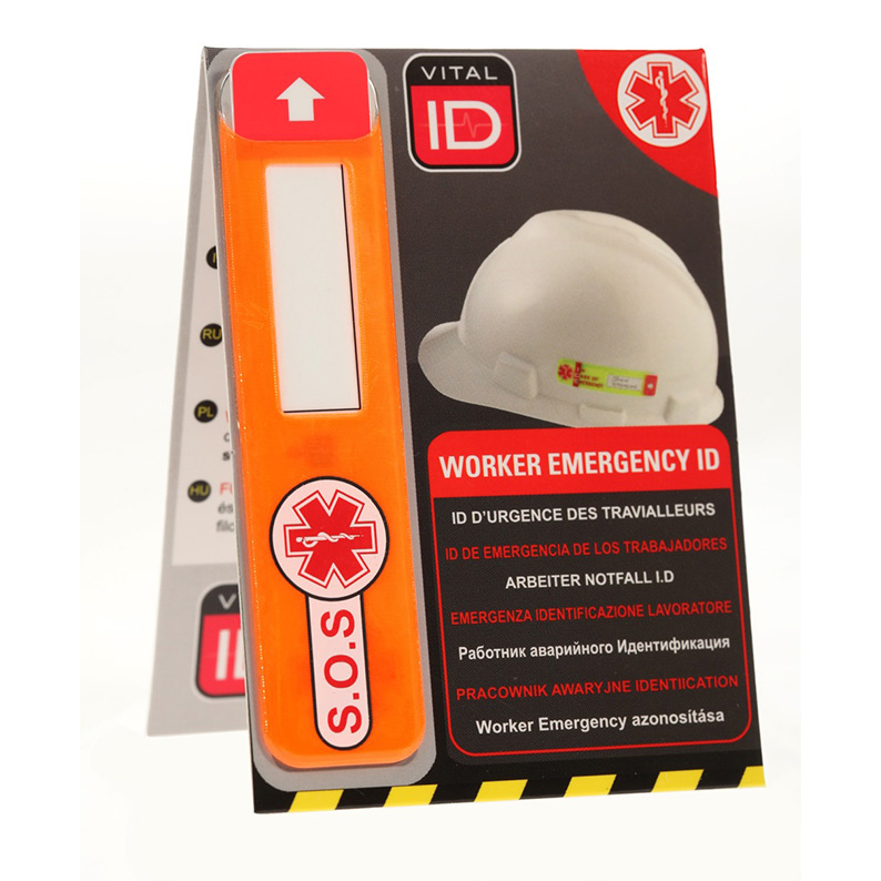 Limitless Vitalid Emergency ID Data Window Global Ref WSID02G *Up to 3 Day Leadtime*