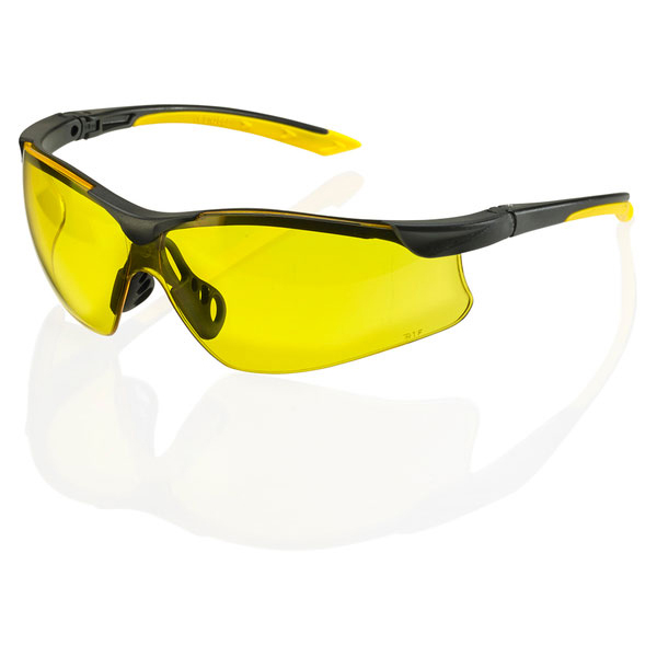 BBrand Yale Spectacles Yellow Ref BBYSS2Y [Pack 10] Up to 3 Day Leadtime