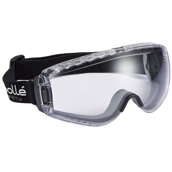 Bolle Pilot Goggle Platinum Ref BOPILOPSI [Pack 5] Up to 3 Day Leadtime