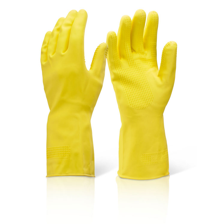 Click2000 Household Heavy Weight Small Yellow Ref HHHWS [Pack 10] *Up to 3 Day Leadtime*