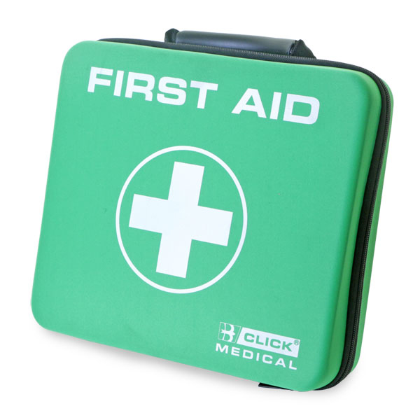 Equipment Click Medical First Aid Bag FEVA Large Ref CM1110 *Up to 3 Day Leadtime*