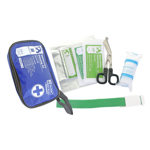 Limitless Cut-Eeze Haemostatic Dressing Kit Quick Kit Sterile Ref CM0566 *Up to 3 Day Leadtime*
