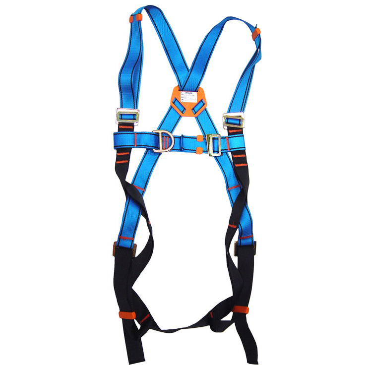 Tractel Full Safety Harness Blue Ref HT22 Ref HT22 *Up to 3 Day Leadtime*