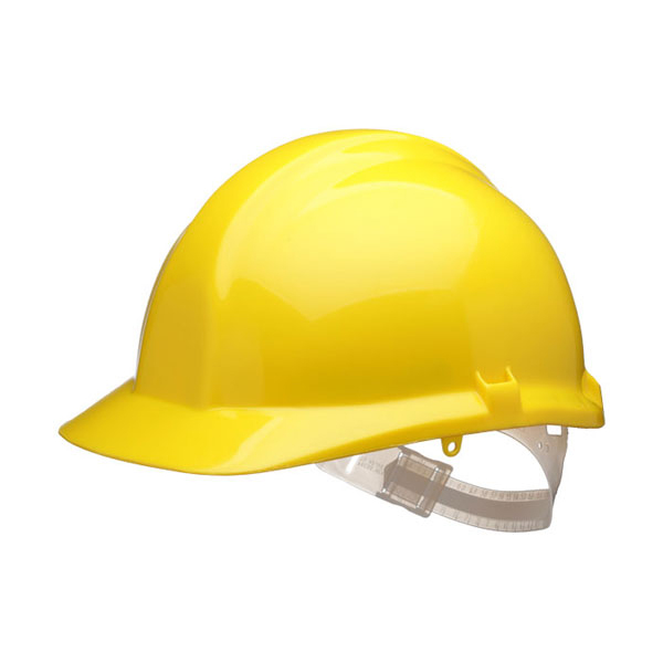 Centurion 1125 Safety Helmet Yellow Ref CNS03YA Up to 3 Day Leadtime