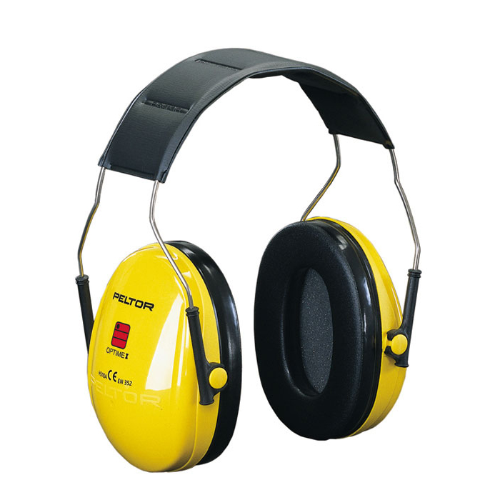 Peltor Optime 1 Headband Ear Defenders 27dB Ref H510A *Up to 3 Day Leadtime*