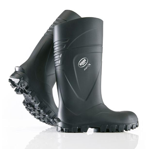 Bekina Steplite X Safety Wellington Boots Size 8 Black Ref BNX2900-808008 Up to 3 Day Leadtime