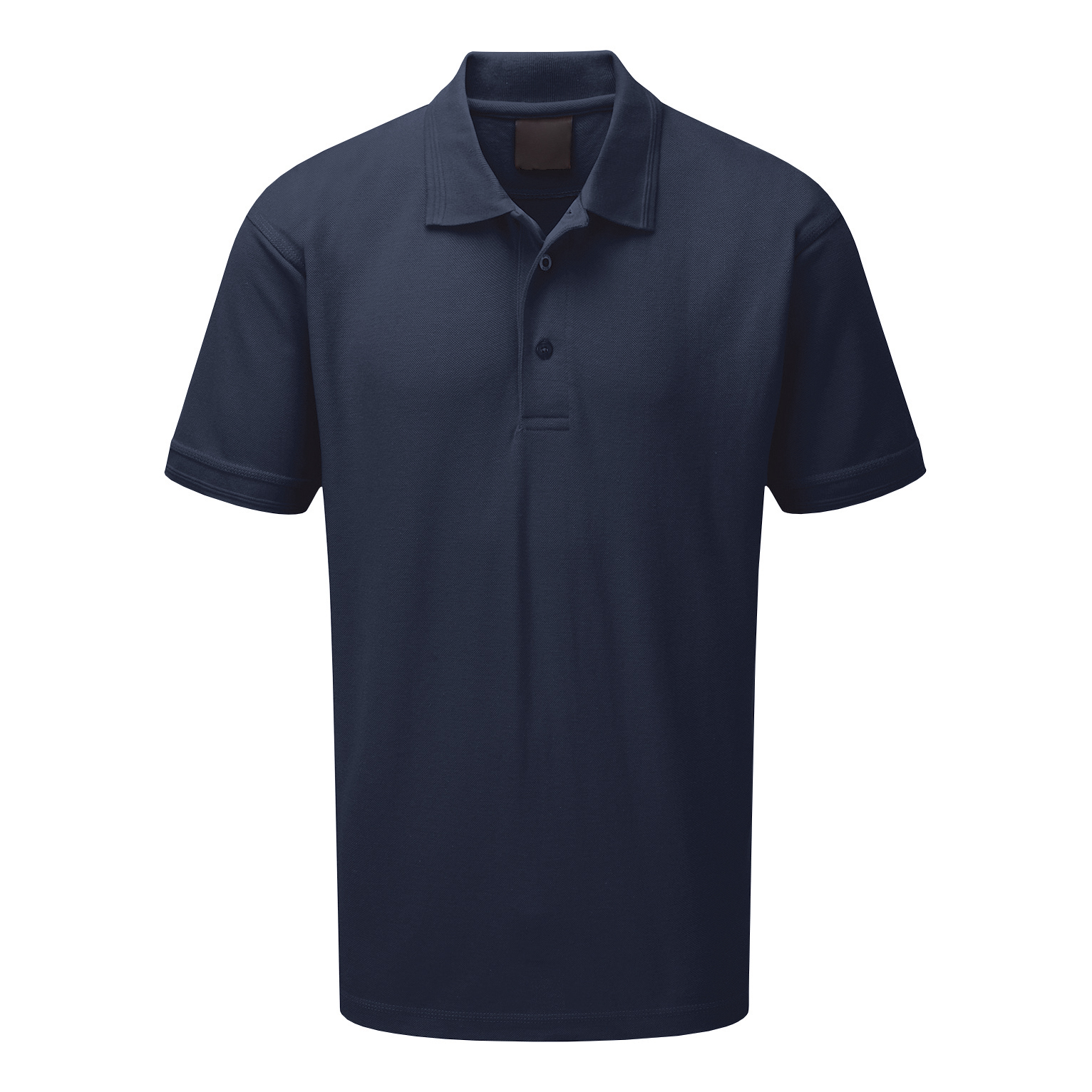 Premium Polo Shirt Triple Button 220gsm Polycotton 5XL Navy Ref CLPKSN5XL *Approx 3 Day Leadtime*