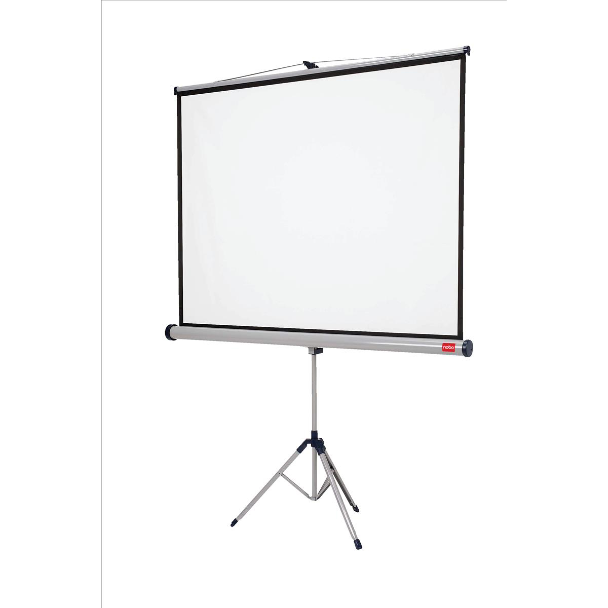 Projection screens Nobo Tripod Widescreen Projection Screen W1750xH1150 Ref 1902396W