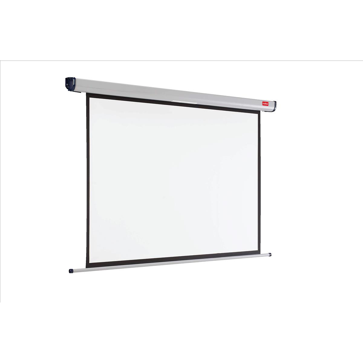Projection screens Nobo Wall Widescreen Projection Screen W2400xH1600 Ref 1902394W