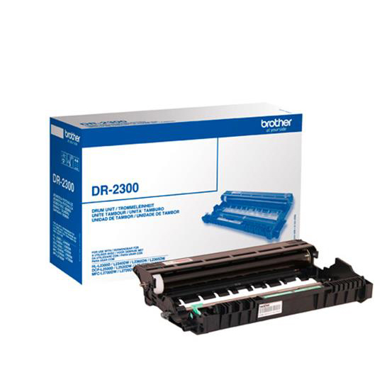 Laser Toner Cartridges Brother Laser Drum Unit Page Life 12000pp Ref DR2300