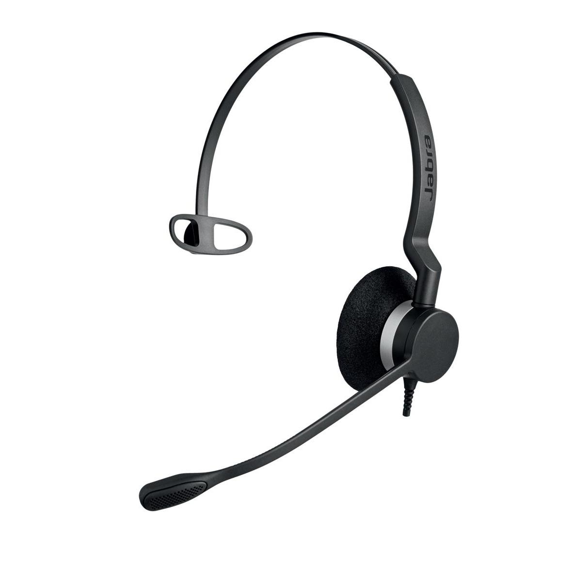 Jabra BIZ 2300 Mono Noise Cancelling Headset Ref 2303-820-104