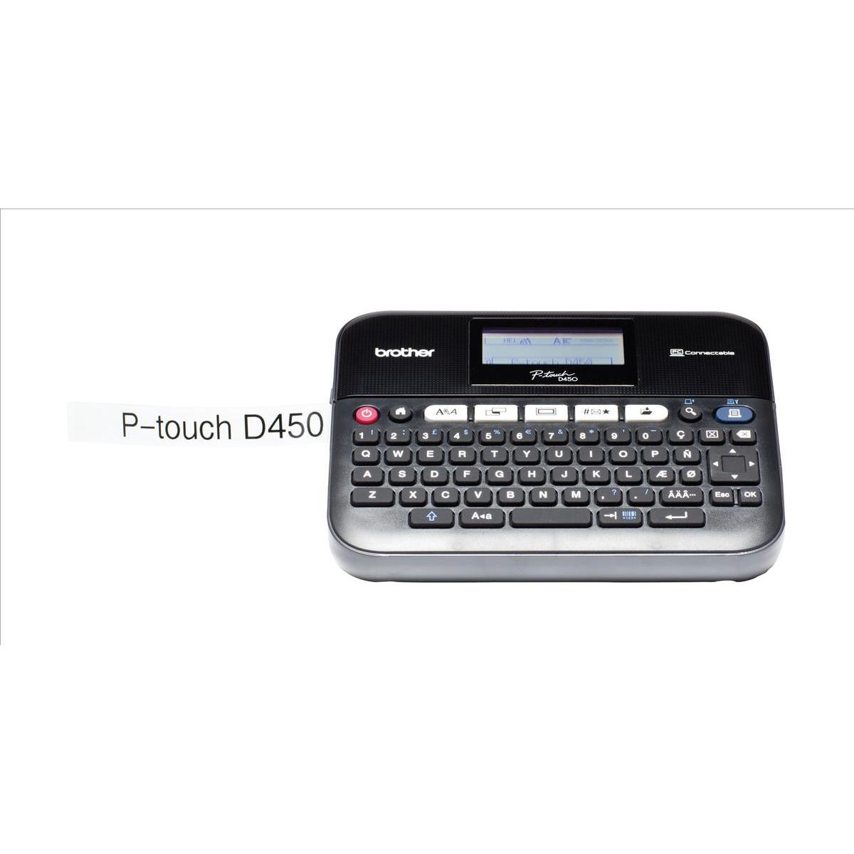 Brother Label Printer Ref PT-D450VP