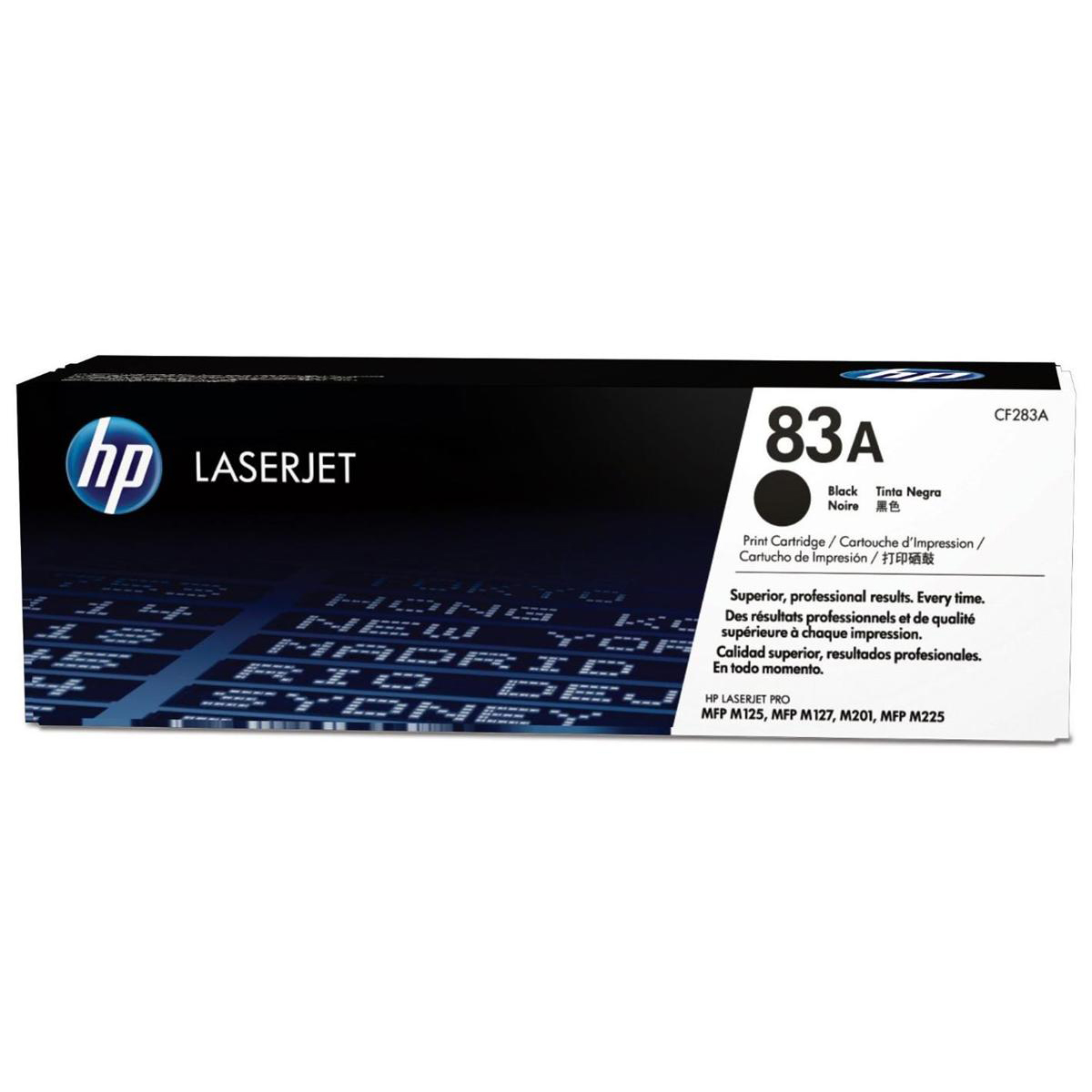 HP 83A Laser Toner Cartridge Page Life 1500pp Black Ref CF283A