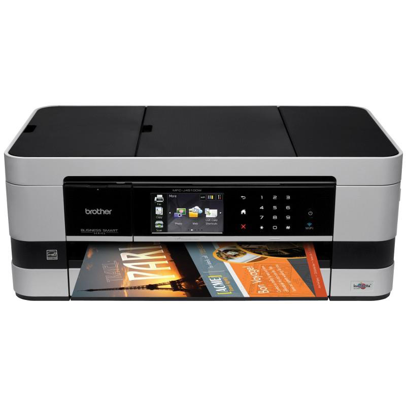 Brother MFC-J4620DW Colour Inkjet Multifunction A4 Printer Ref MFCJ4620DWZU1