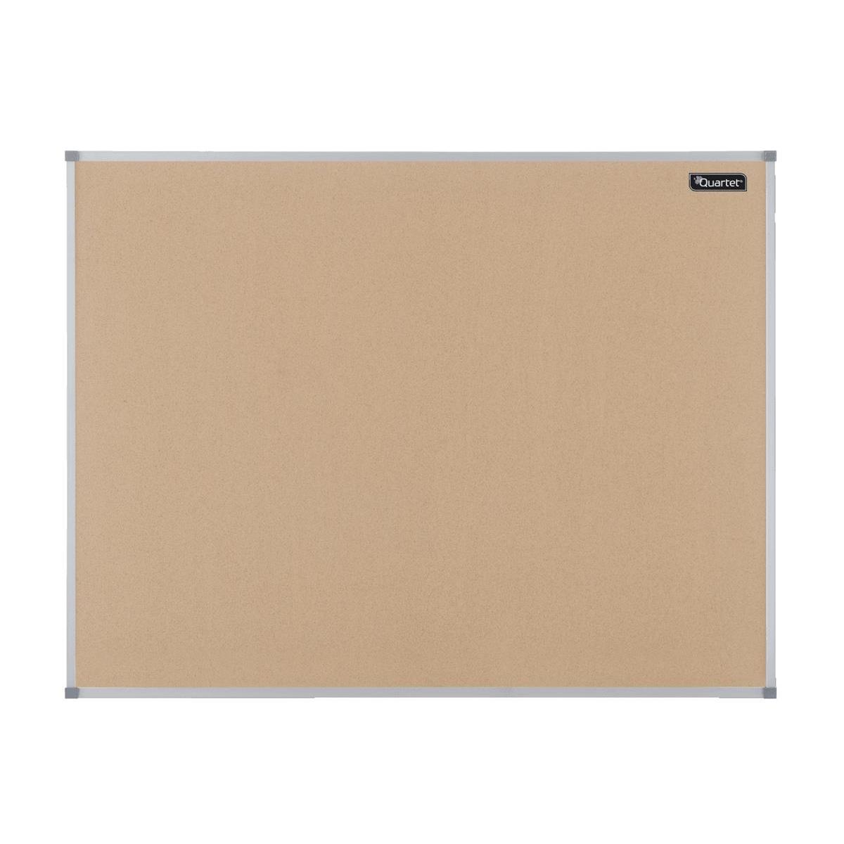 Nobo Basic Cork Board Aluminium Frame 900x600mm Ref 1904063