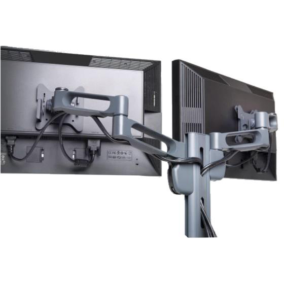 Kensington SmartFit Dual Monitor Arm Mount Ref K60273WW