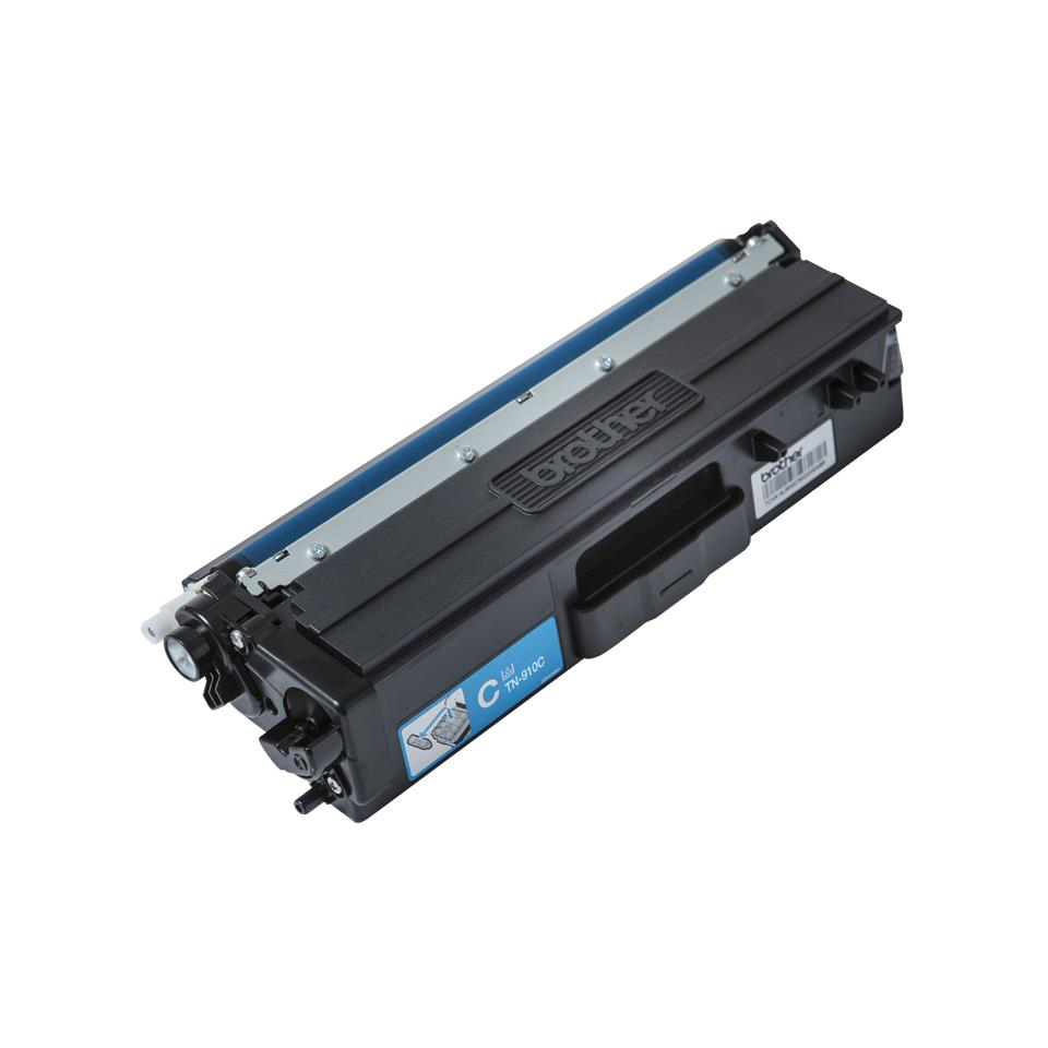 Brother TN910C Laser Toner Cartridge Ultra High Yield Page Life 9000pp Cyan Ref TN910C