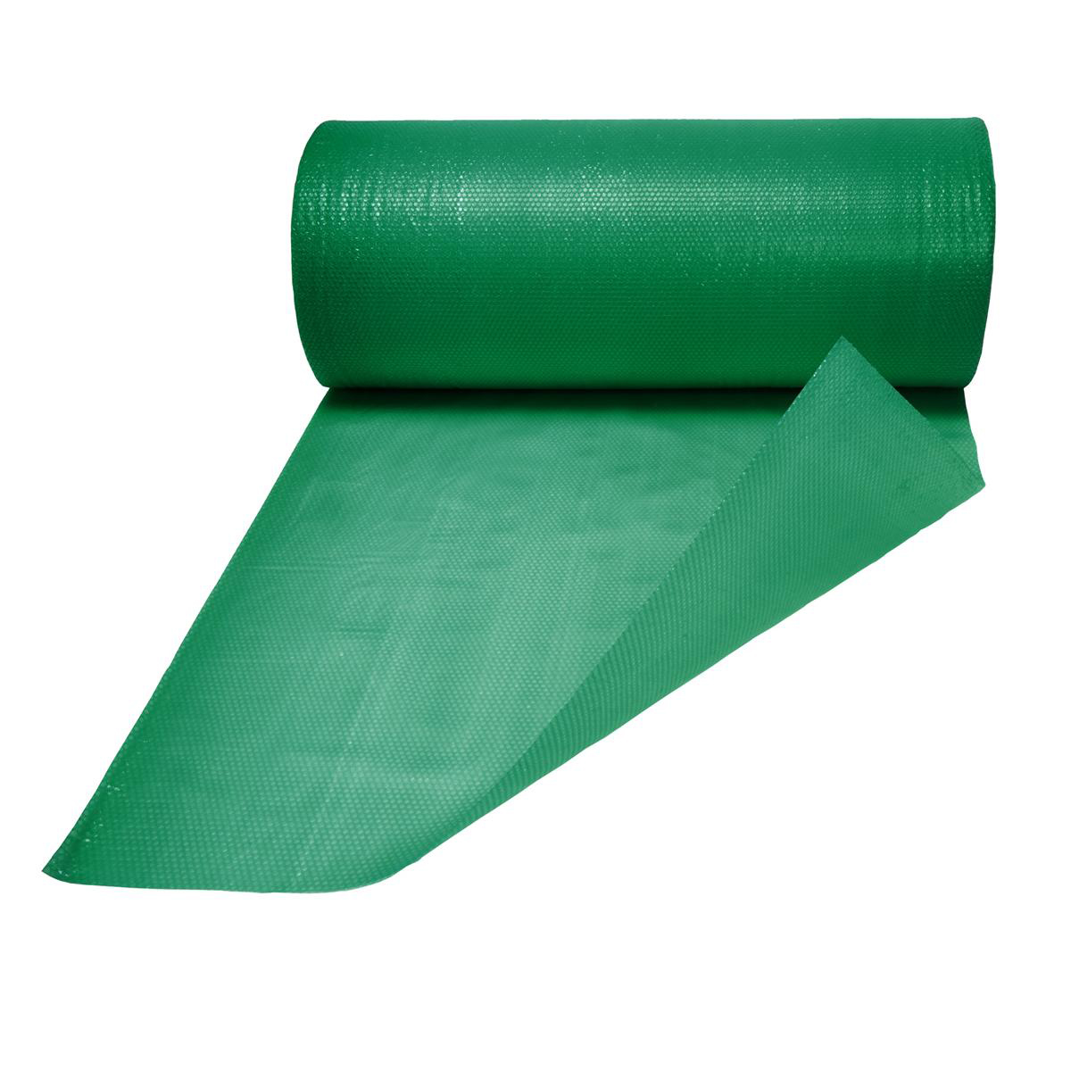 Plastic slip sheet Jiffy Green Bubble Wrap Recycled Diam. 10mmxH5mm 750mmx75m Green Ref BROE54008