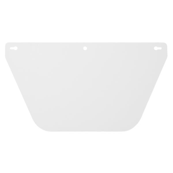 Facial shields JSP Replacement Visor for Faceshield 20cm Polycarbonate Ref ANM060-730-000