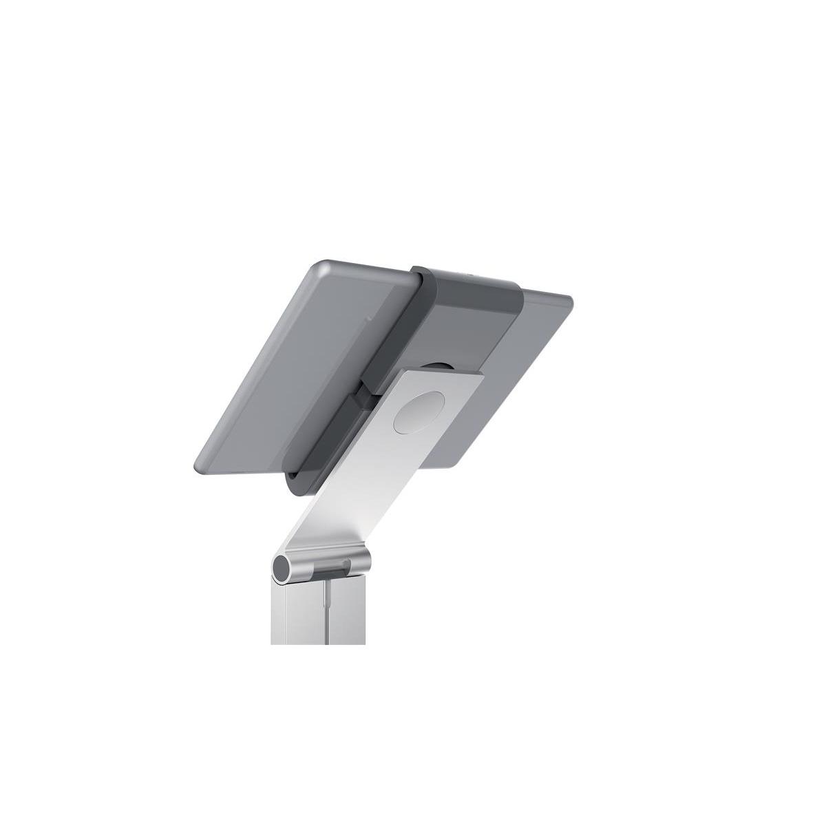 Durable Floor Tablet Holder Aluminium Ref 893223