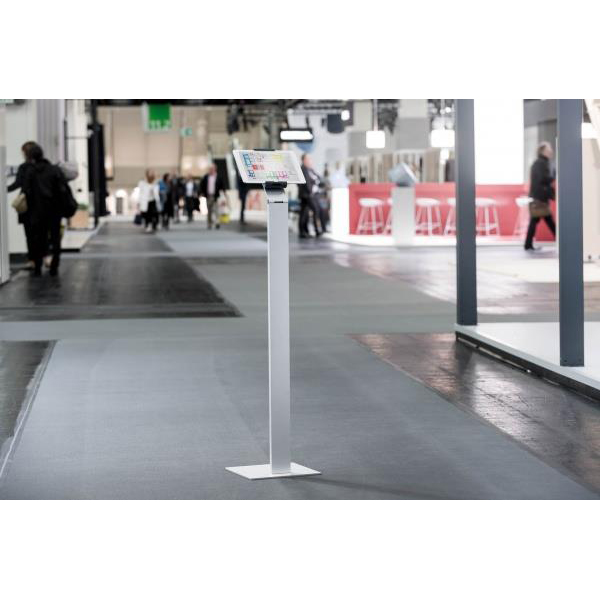 Durable Floor Tablet Holder Aluminium Ref 893223
