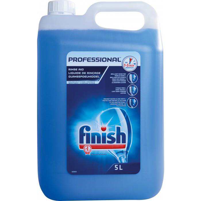 Dishwashing products Finish Professional Rinse Aid 5 Litre Ref RB503387