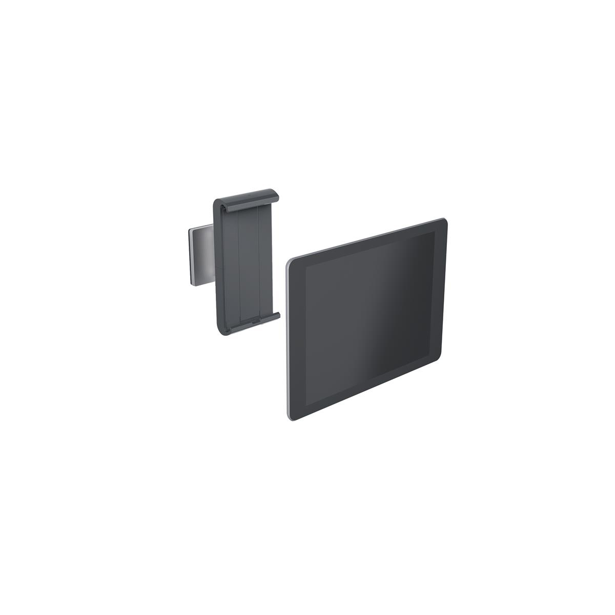 Durable Wall Tablet Holder Aluminium Ref 893323