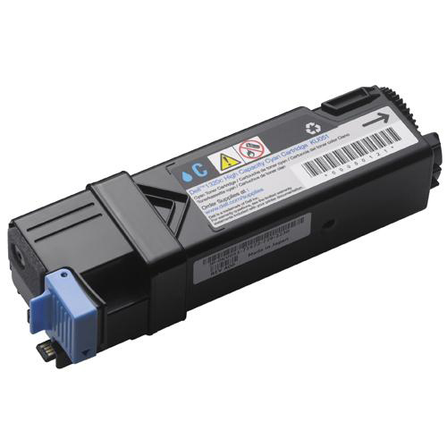 Dell T103C Laser Toner Cartridge Page Life 1000pp Cyan Ref 593-10350 3to5 Day Leadtime