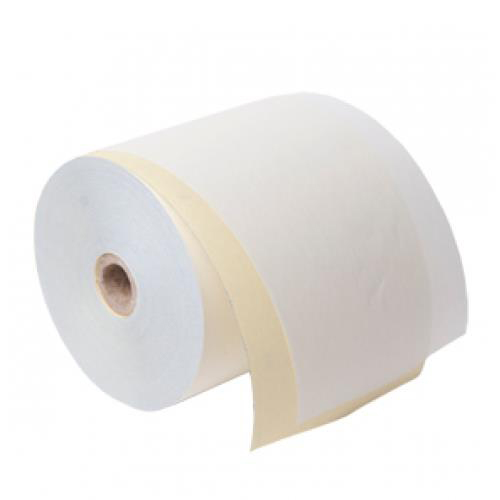 Carbonless Paper Rolls 76x76mm Length 30m Pack 20