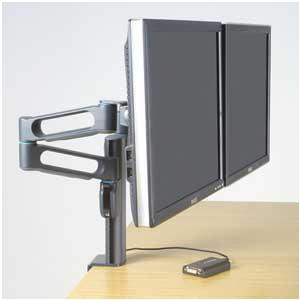 Kensington Dual Mount Arm Ref K60900US
